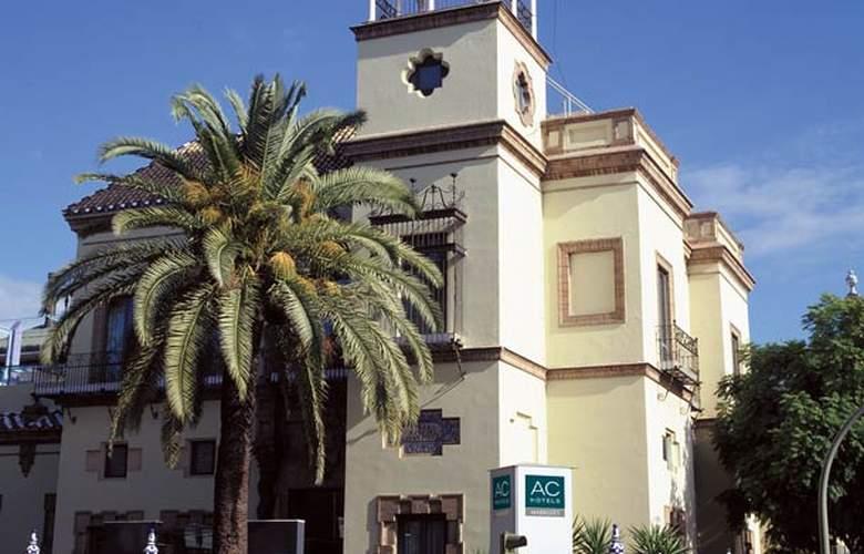 AC Ciudad de Sevilla - Hotel - 0