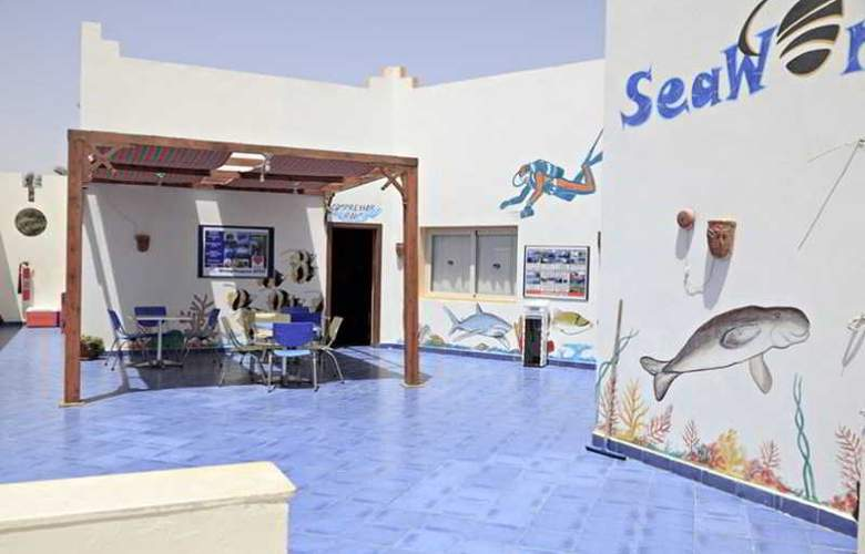 Three Corners Sea Beach Resort - Sport - 46