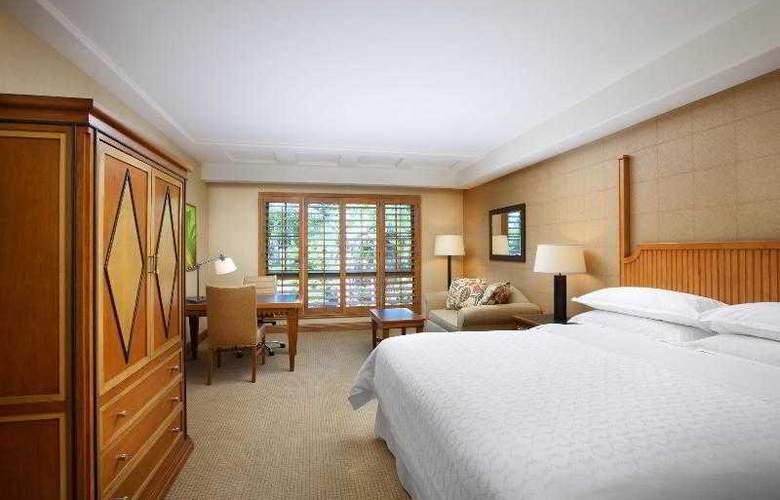 Sheraton La Jolla Hotel - Room - 5