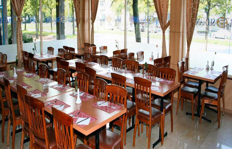 Nieuw Slotania Hotel - Restaurant - 16
