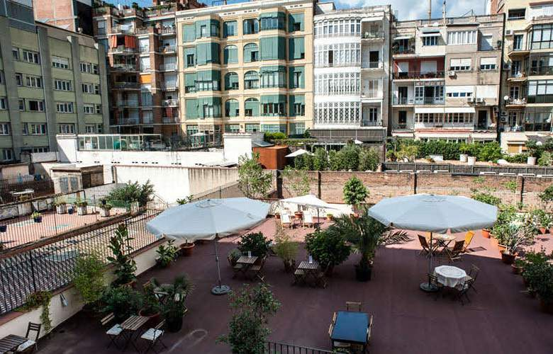 Mihlton Barcelona - Terrace - 15
