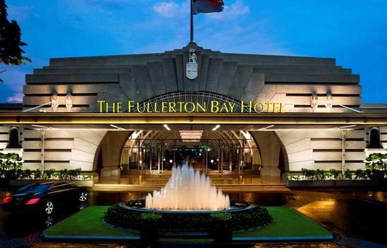 The Fullerton Bay Hotel Singapore - General - 1