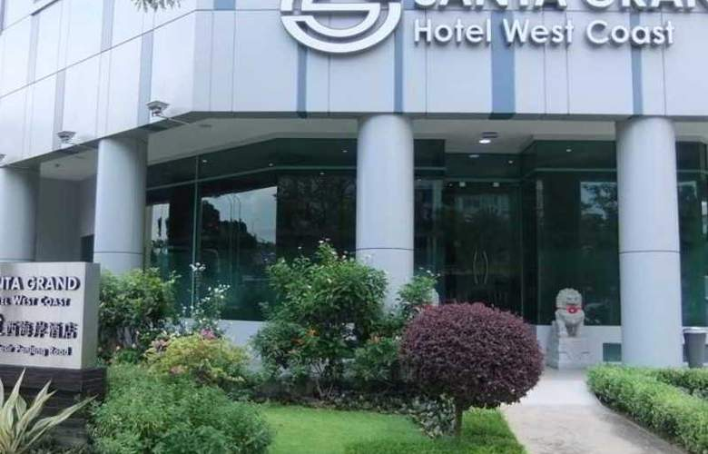 Santa Grand Hotel West Coast - Hotel - 10