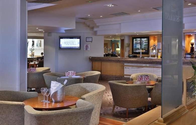 Best Western Stoke-On-Trent Moat House - Bar - 97