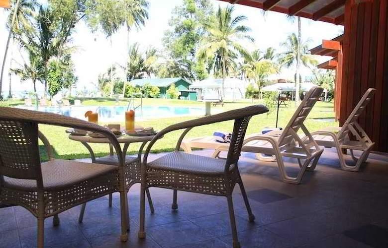 Langkah Syabas Beach Resort - Terrace - 7
