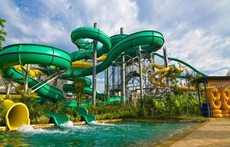 Best Western Resort Kuta - Sport - 44