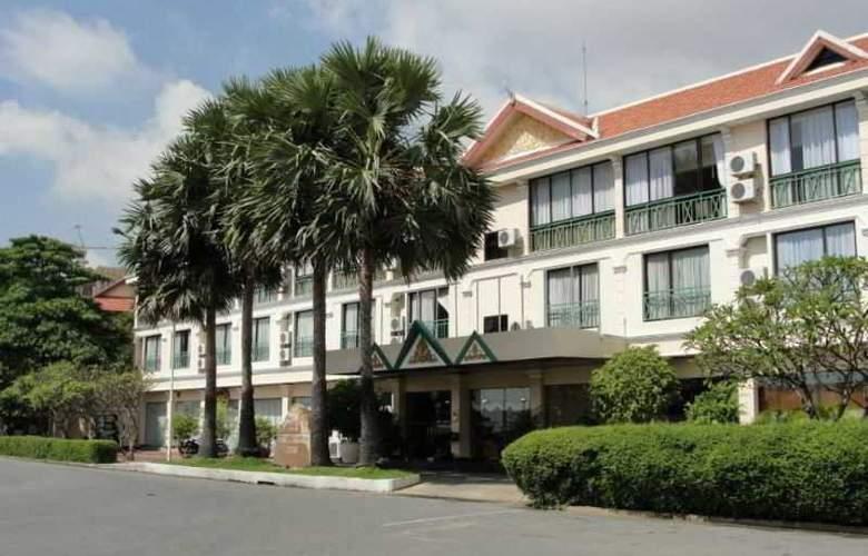Imperial Garden Villa & Hotel Phnom Penh - Hotel - 9