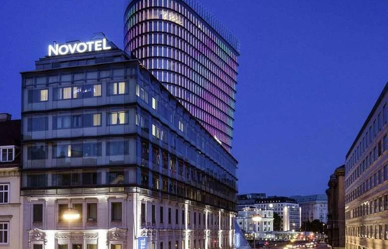 Novotel Wien City - Hotel - 14