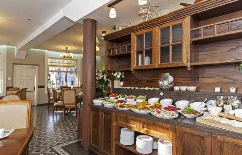The Colony Boutique Hotel Haifa - Restaurant - 12