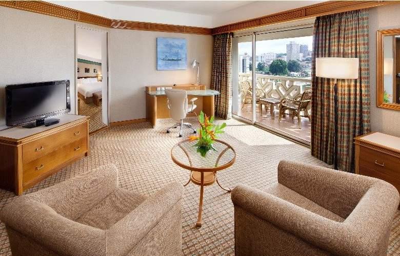 Hilton Yaounde hotel - Room - 10