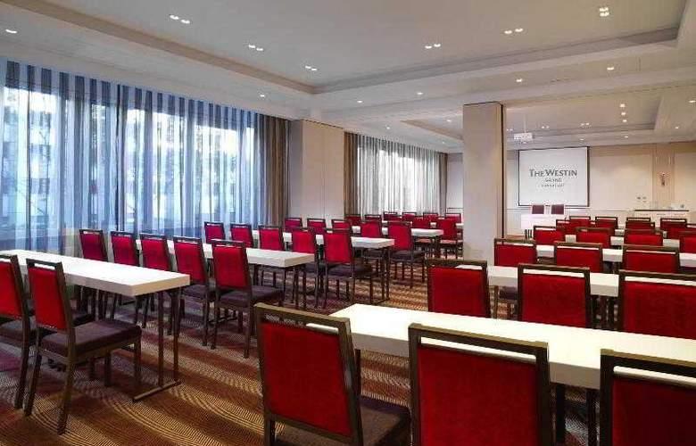 The Westin Grand Frankfurt - Hotel - 23