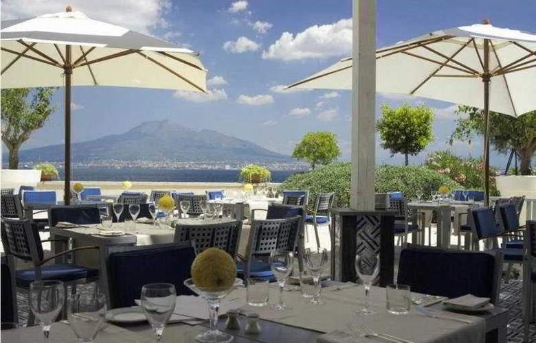 Towers Hotel Stabiae Sorrento Coast - Terrace - 5