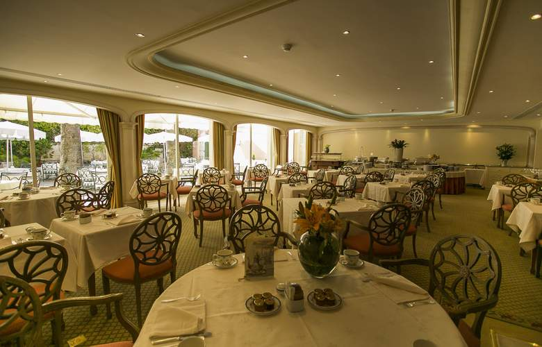 Olissippo Lapa Palace - The Leading Hotels of the World - Restaurant - 6