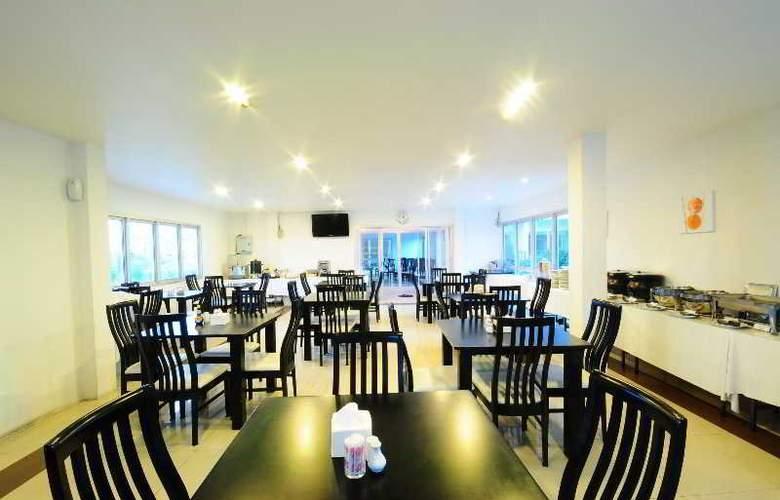 BS Premier Airport Hotel - Restaurant - 16