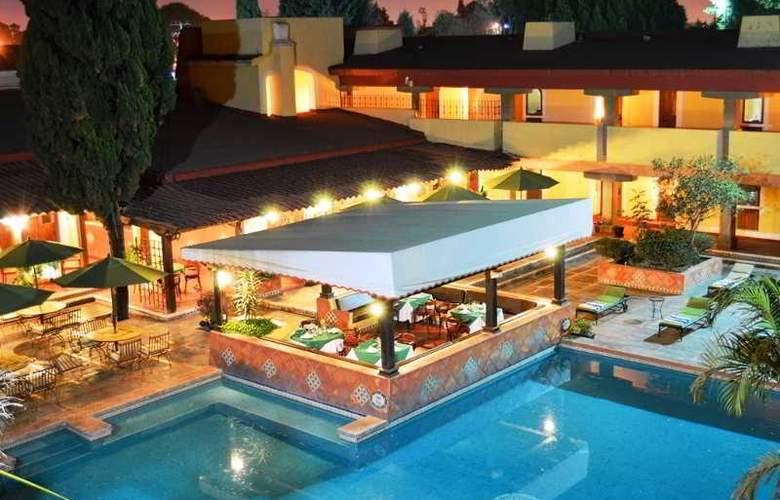 Villas Arqueologicas Cholula - Pool - 3
