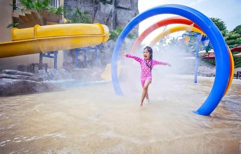 Mercure Pattaya Ocean Resort - Hotel - 44