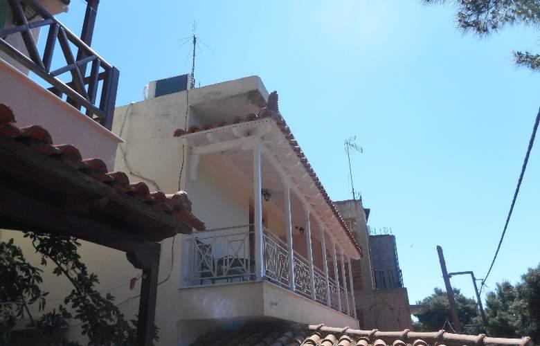 Galazios Kolpos Pension - Hotel - 20
