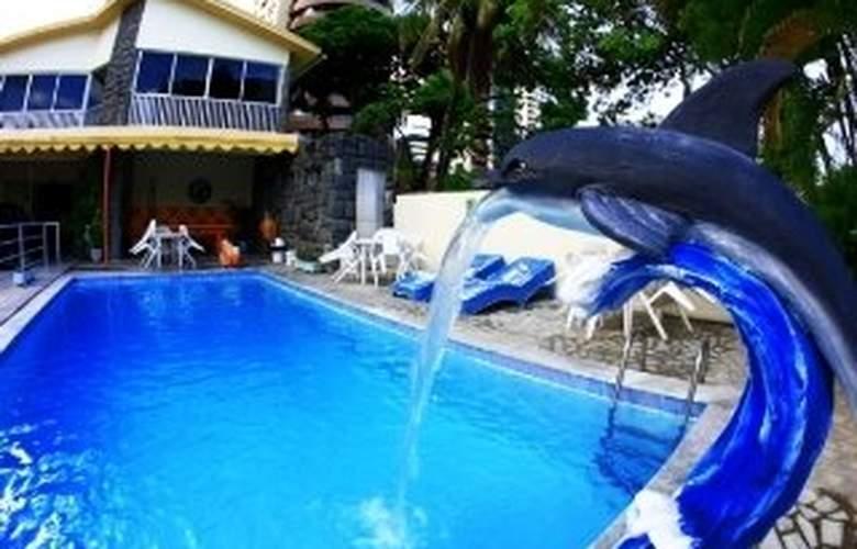 Pousada Caju Economic II - Pool - 2