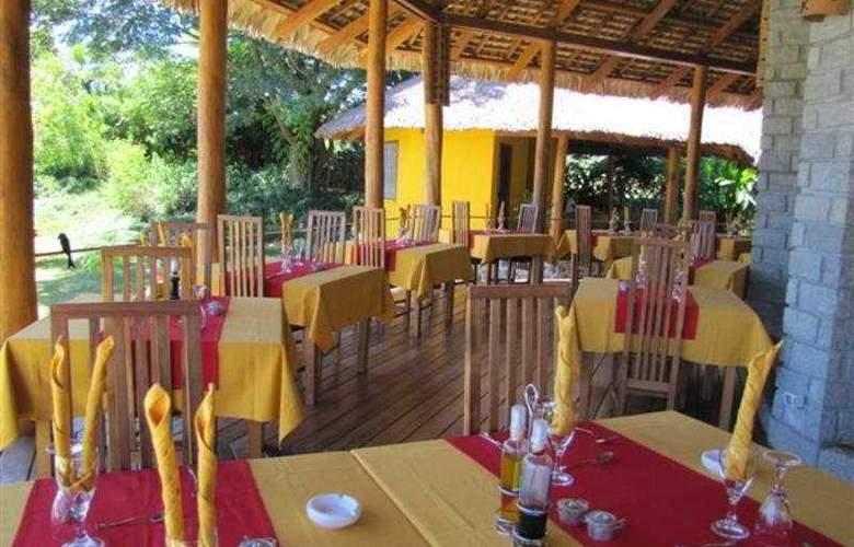 Loharano Hotel Ora Resort - Restaurant - 3