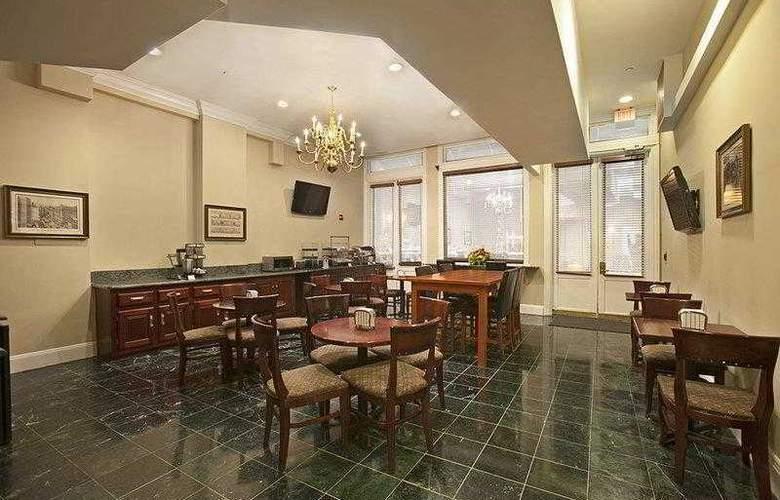 Best Western Plus Seaport Inn Downtown - Hotel - 24
