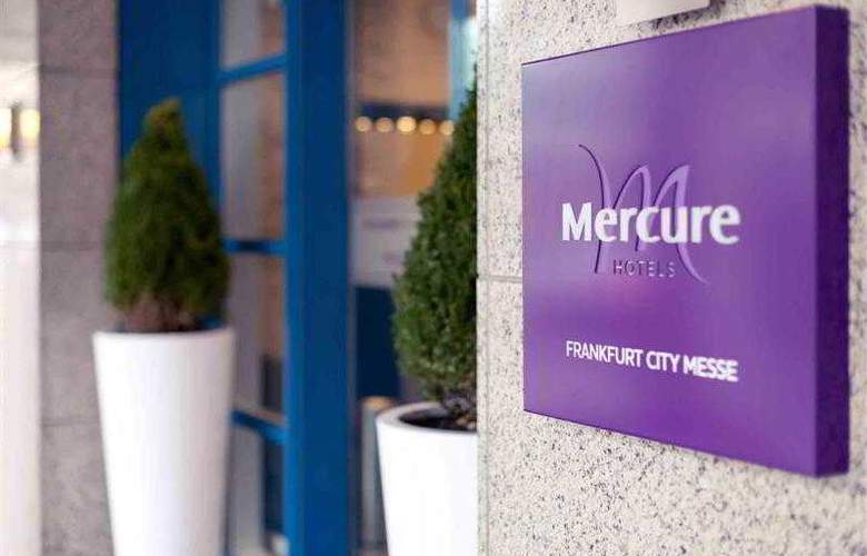 Mercure Frankfurt City Messe - Hotel - 8