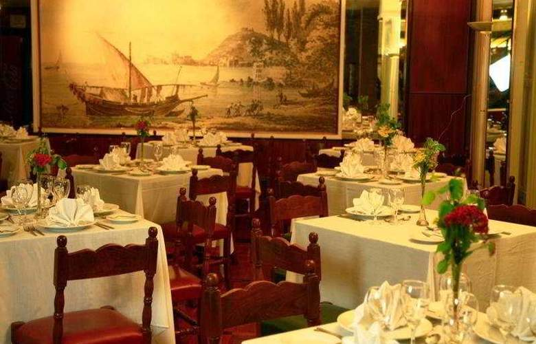San Agustin Riviera - Restaurant - 8
