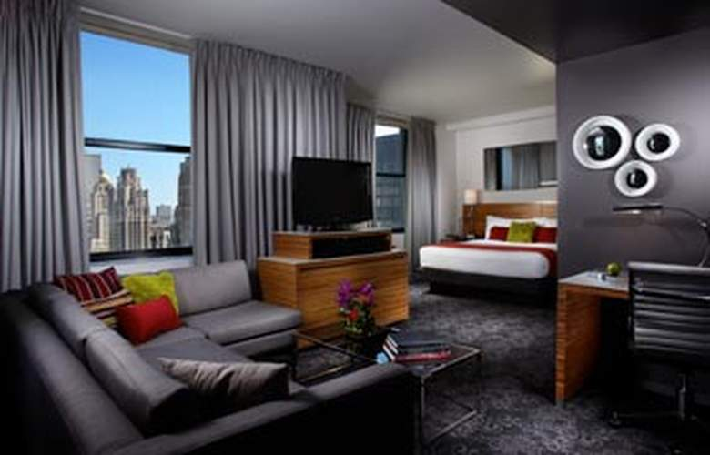 Hard Rock Hotel Chicago - Room - 1