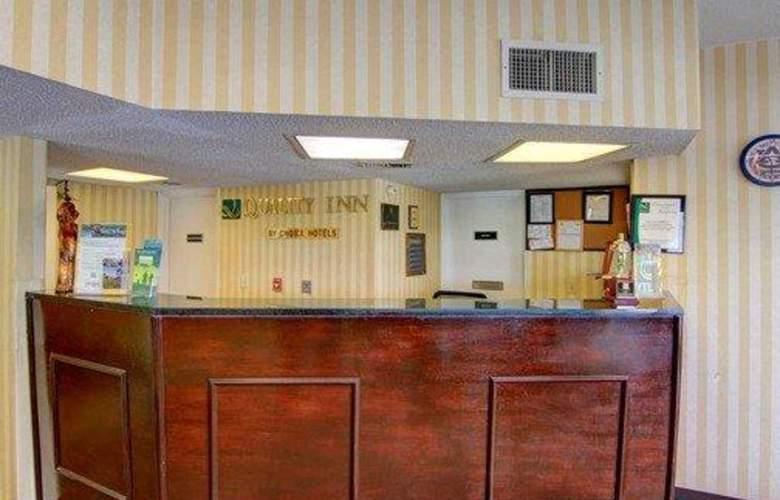 Quality Inn Auburn Campus Area I-85 - General - 1