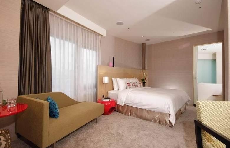 Les Suites Grandee Taipei - Room - 2