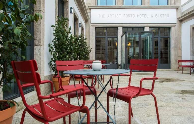 The Artist Porto Hotel & Bistro - Hotel - 8