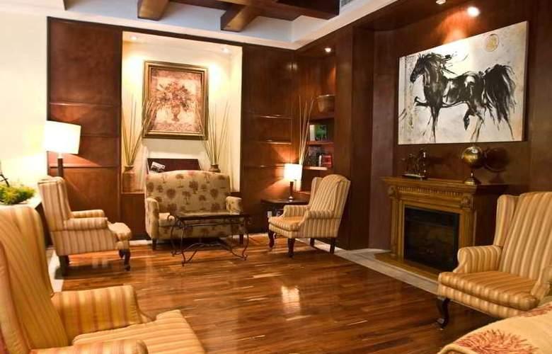 Crowne Plaza Hotel de Mexico - General - 25