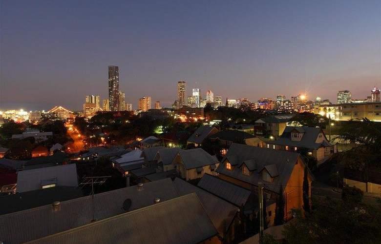 Best Western The Gregory Terrace Brisbane - Room - 30