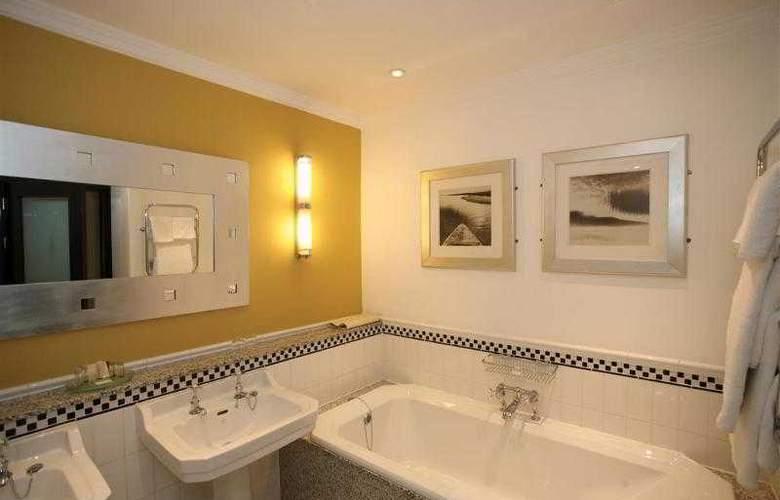 Best Western Hardwick Hall - Hotel - 4