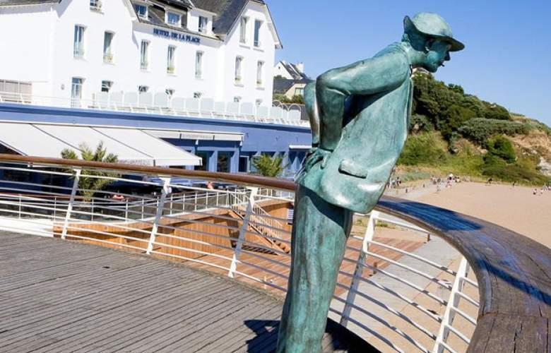 Best Western Hotel de la Plage - Hotel - 0