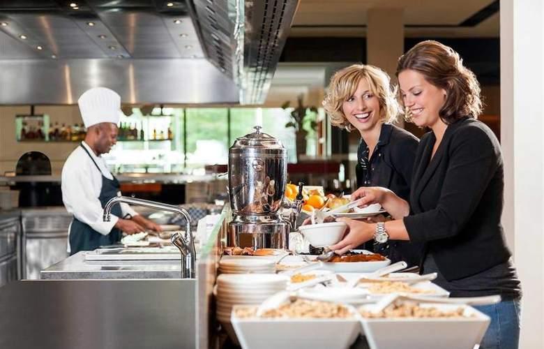 Novotel Amsterdam City - Restaurant - 13