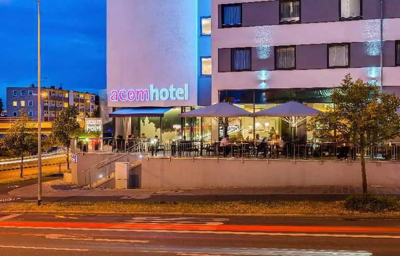 Acom Hotel Nürnberg - Hotel - 9