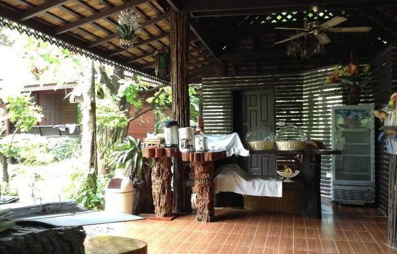 Baan Habeebee Resort - Restaurant - 13