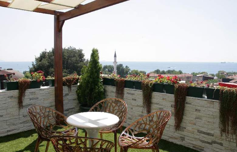 Ottomans Tugra Hotel - Terrace - 2