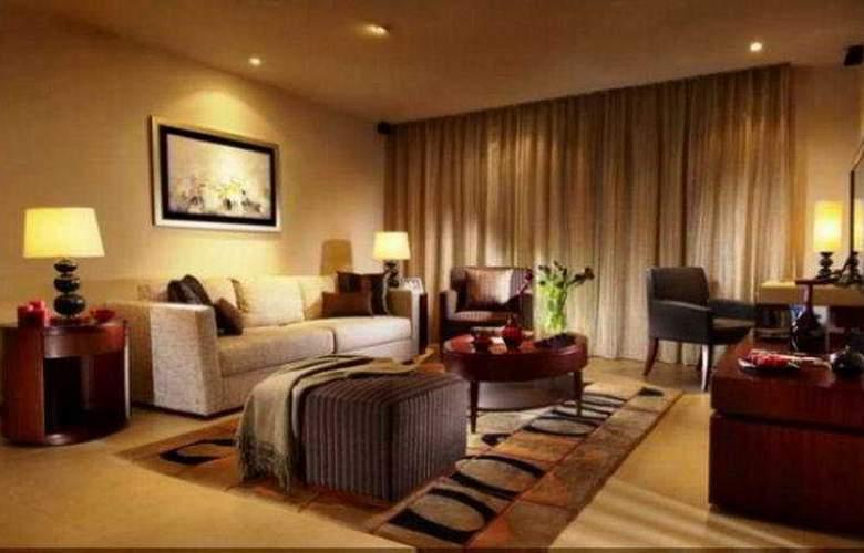 Oakwood Residence Shanghai - Room - 1
