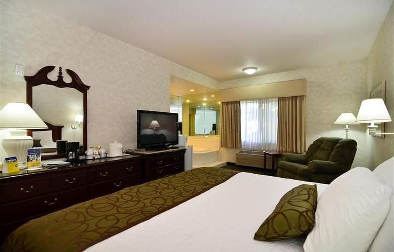 Best Western Plus Twin Falls Hotel - Room - 130