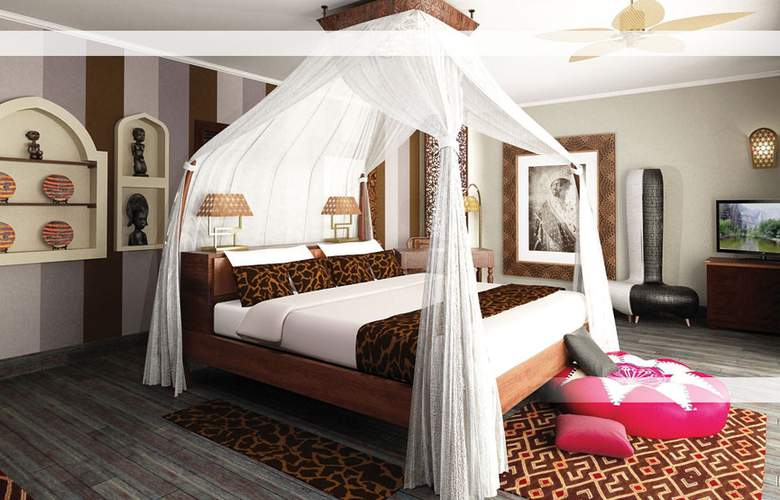 Riu Palace Zanzibar - Room - 2