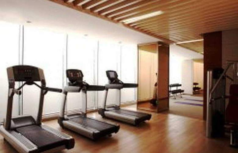 Courtyard by Marriott Jiading - Sport - 4