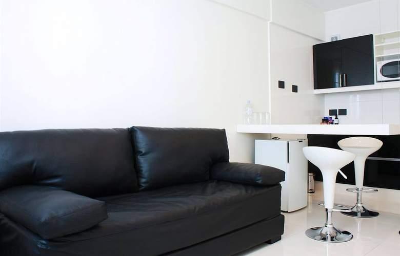 Cyan Recoleta - Room - 16