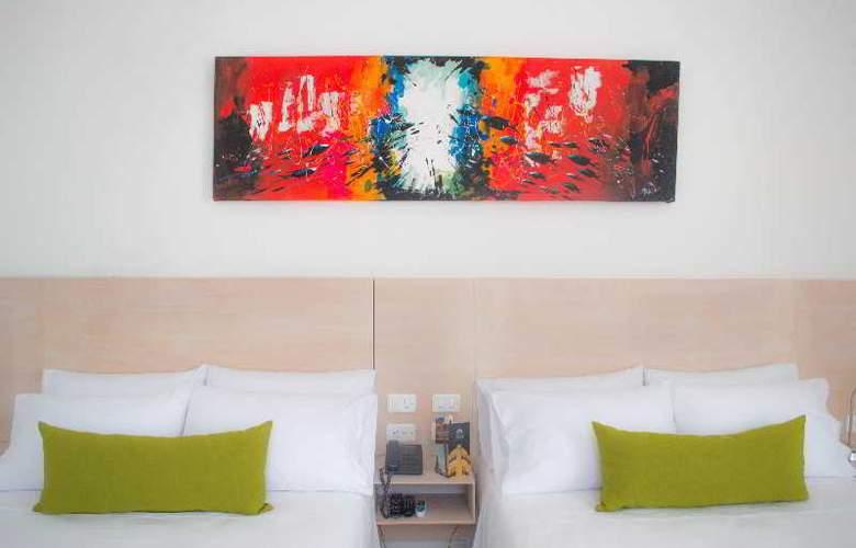 Balcones de Alheli Bed and Breakfast - Room - 5