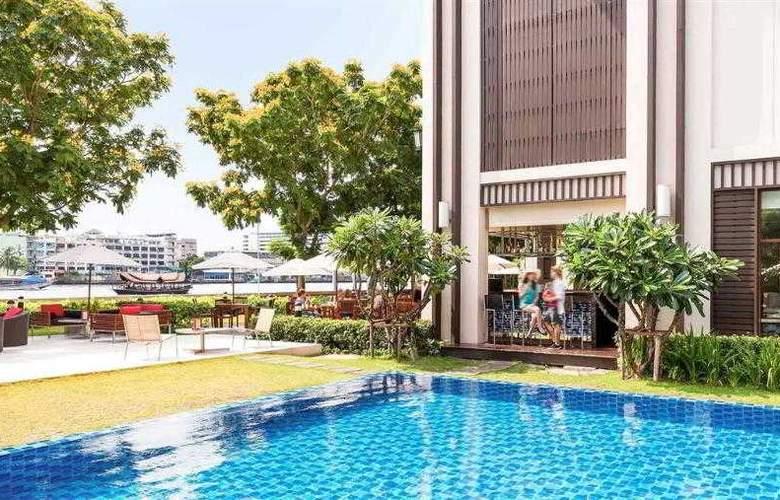 Ibis Bangkok Riverside - Hotel - 35