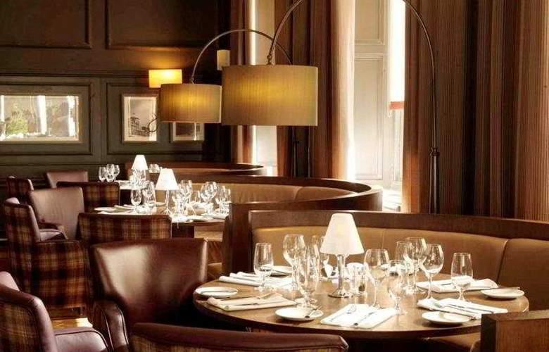 Doubletree by Hilton Dunblane Hydro - Restaurant - 11