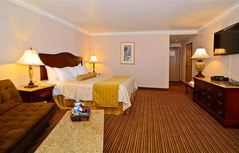Best Western Newport Mesa Hotel - Room - 83