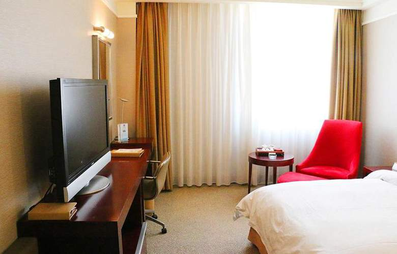 Best Western Fuzhou Fortune Hotel - Room - 33