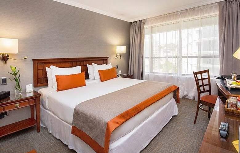 Plaza El Bosque Ebro - Room - 16