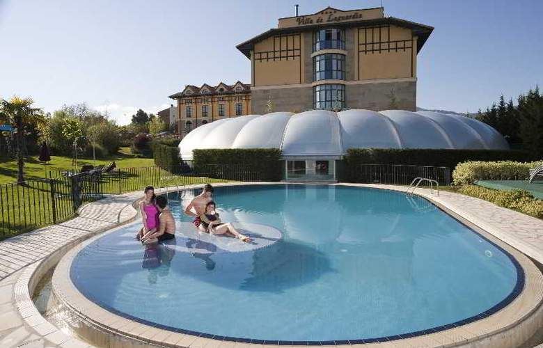 Sercotel Villa de Laguardia - Pool - 24